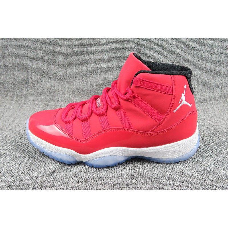 Jordan 11 red, Air jordans