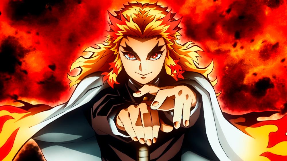 1920x1080 Demon Slayer Kimetsu No Yaiba Wallpaper Background Image View Download Comment And Rate Wallpaper A Filmes De Anime Personagens De Anime Anime