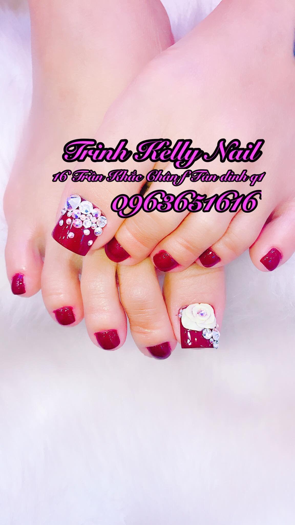 Pin By Chinguyen On V Chn Pinterest Nail Art 3d Toe Nail