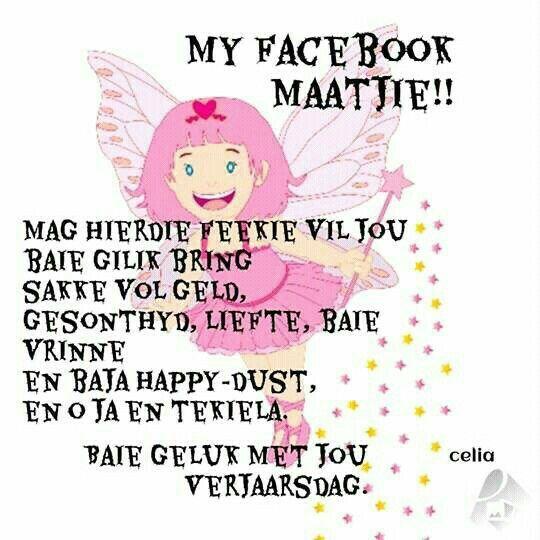Pin by esme duvenhage on verjaarsdag pinterest afrikaans birthday wishes birthday cards happy birthday afrikaans jazz birthdays greeting cards for birthday happy brithday happy b day m4hsunfo Images