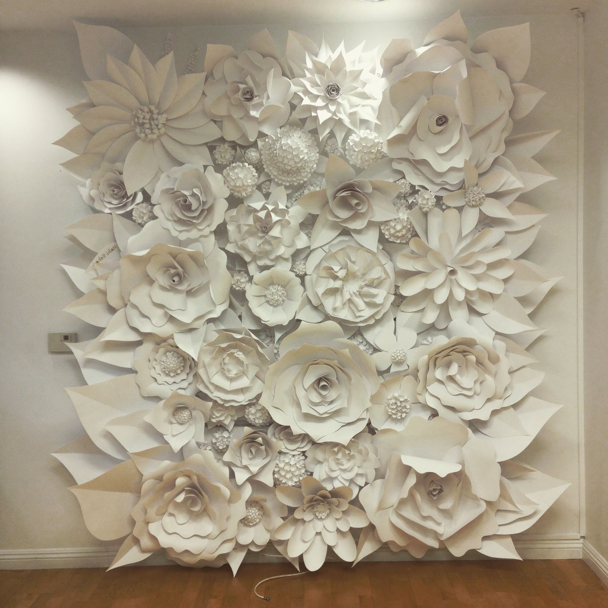 Make Your Living Room Wonderful With 13 Best 3d Floral Flower Wall Decor Flower Wall Decor 3d Flower Wall Decor Flower Wall