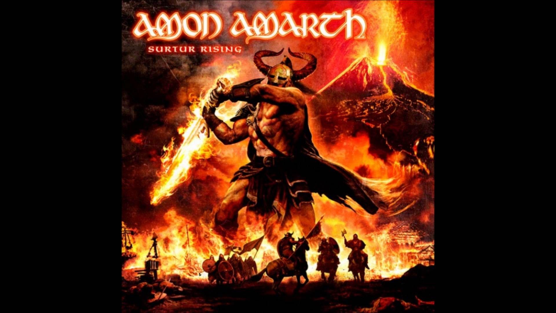 Amon amarth surtur rising full album 1080p hd