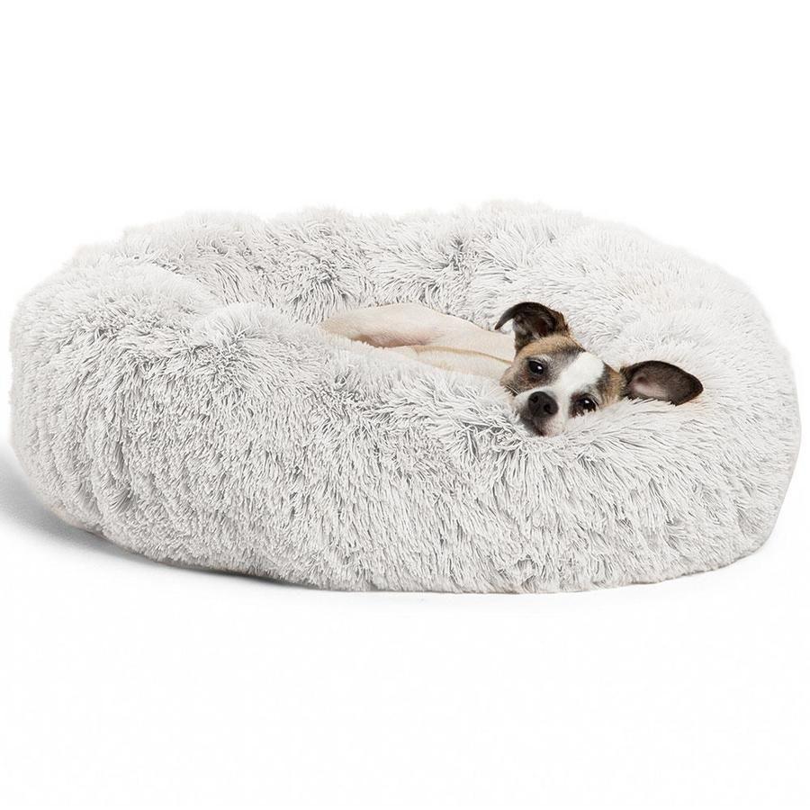 Comfy Calming Pet Bed In 2020 Pet Bed Pets Cool Dog Beds