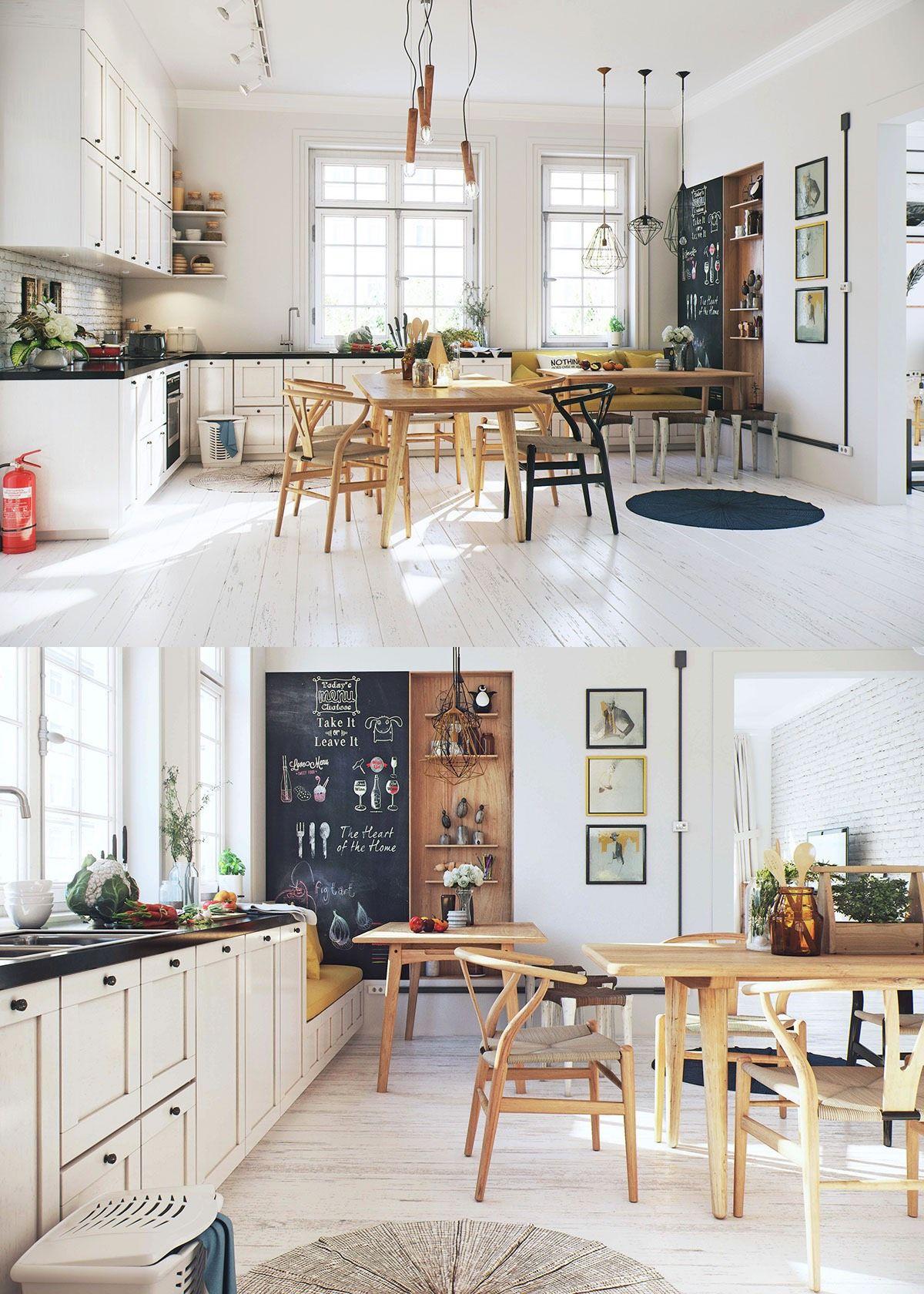 Scandinavian Dining Room Design Ideas Inspiration Scandinavian Dining Room Interior Design Dining Room Interior Design Kitchen #rustic #scandinavian #living #room