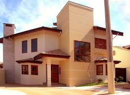 Resultado de imagen para imagenes de casas pintadas por - Fachadas de casas bonitas por fuera ...