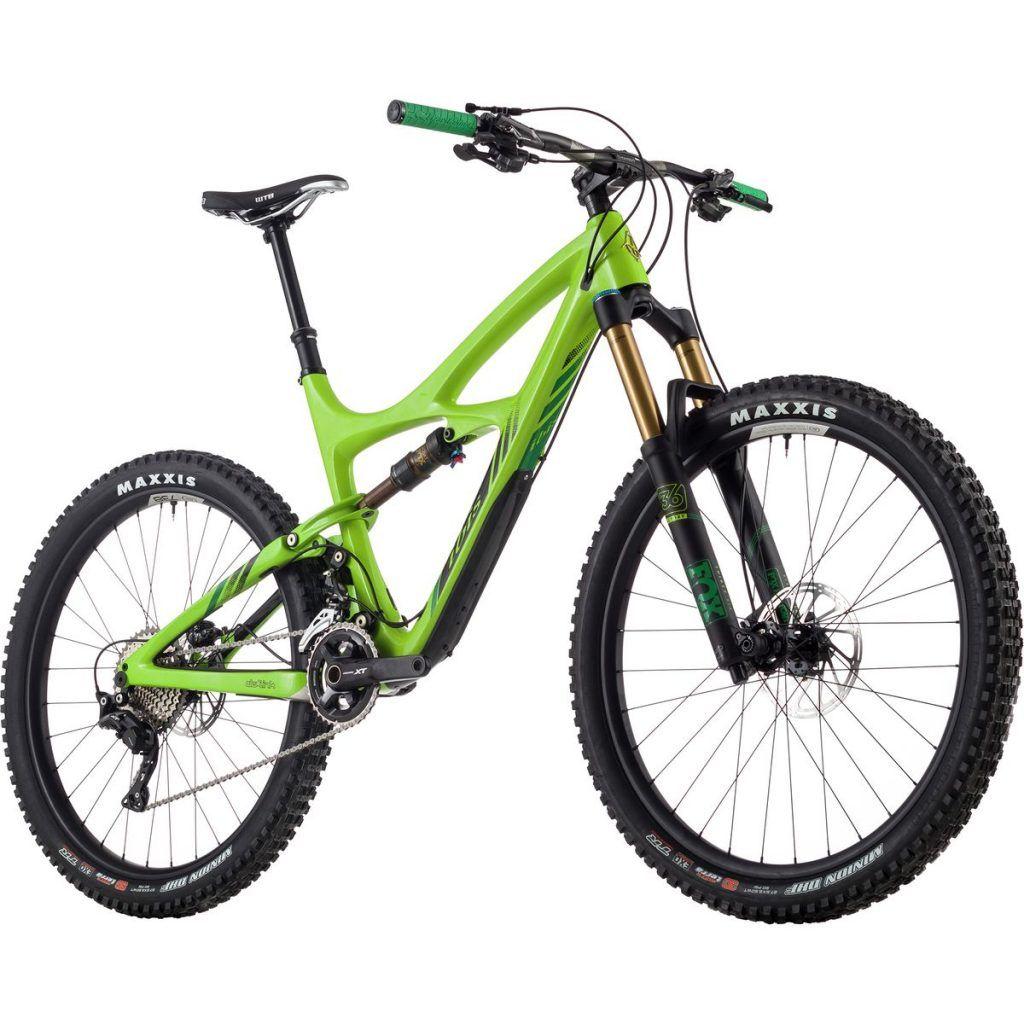 Ibis mojo hd3 carbon xt 2x complete mountain bike 2017