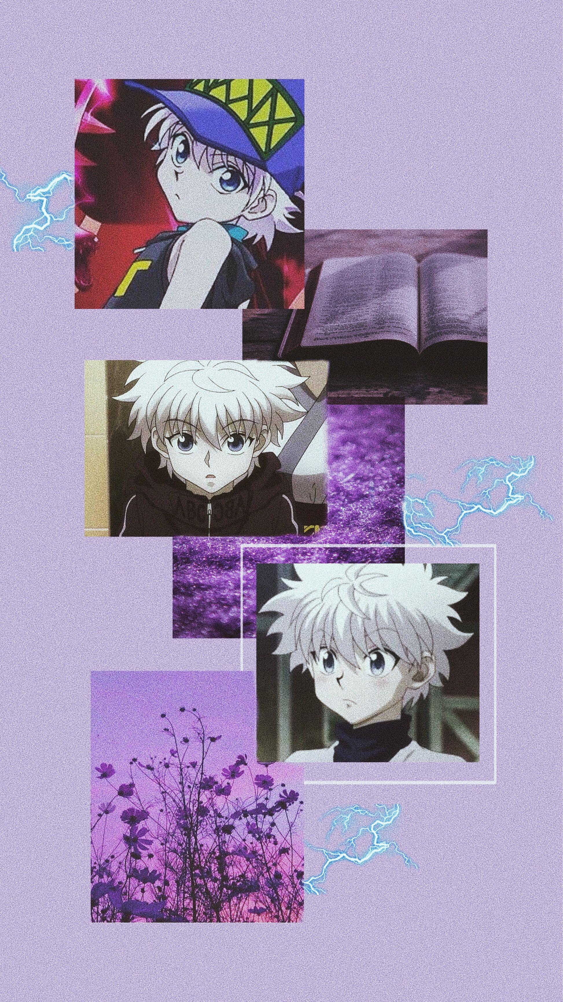 Killua Zoldyck Anime Wallpaper Killua Hunter Anime