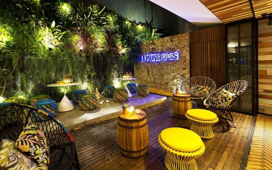 Best Lemongrass Restaurant Has A Modern Tropical Architecture 640 x 480
