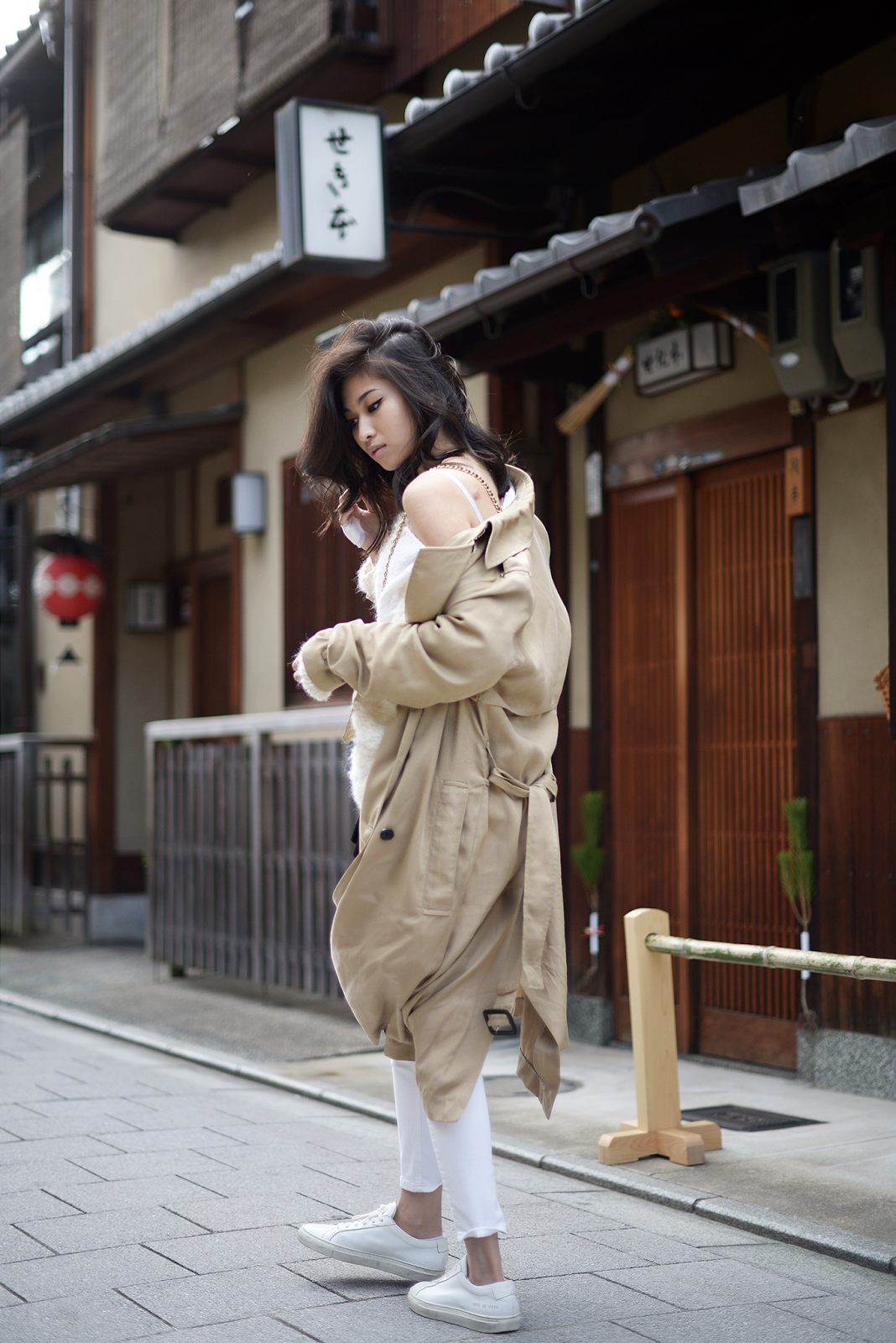 410acf19b770 Beige trench  forevervanny