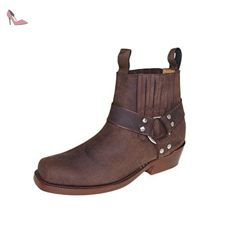 BrownTaille 48 Buffalo Chaussures Bottes 6000 eur 1TFlJ3Kc