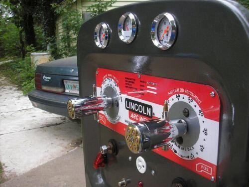 sa 200 | Custom dials for lincoln sa-200 250D 300D SAE400 welder