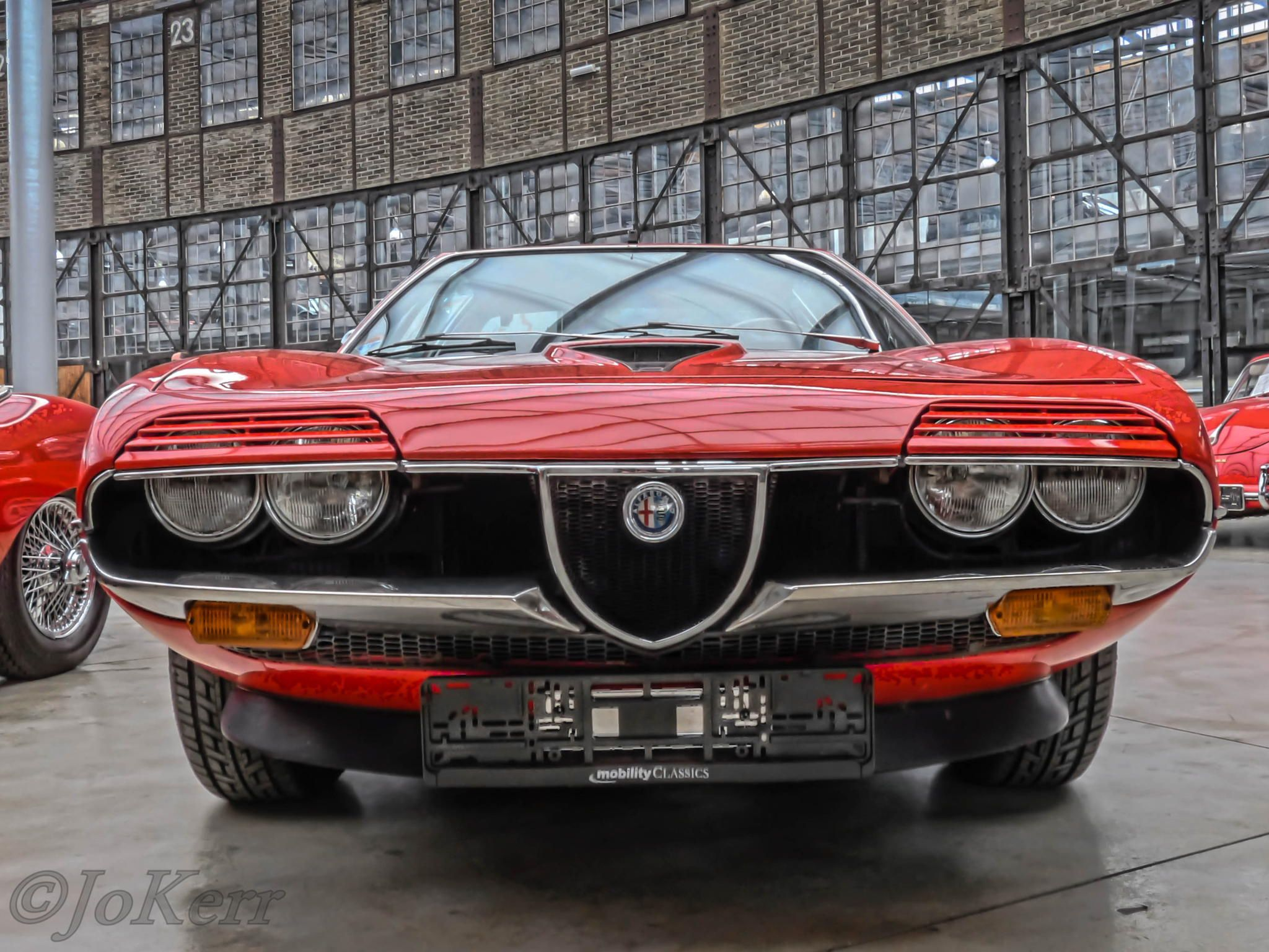 Photograph Alfa Romeo Montreal by Jo Kerr on 500px