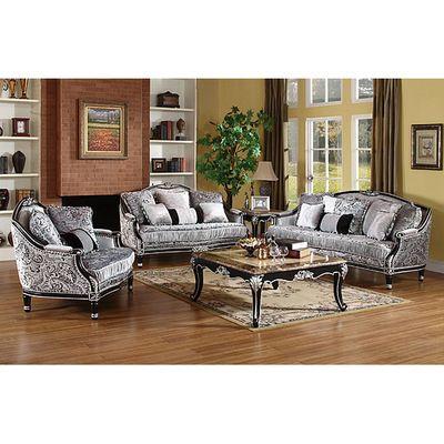 AFD JM-Q1701-1/2/3 Barclay Sofa Set - 3pc