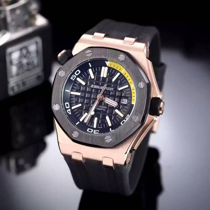 66e4eba8270 Item code:AP-A158B(1) AP 42mm Automatic Mens Watch 139$. Find this Pin and  more on Replica Audemars Piguet Watches ...
