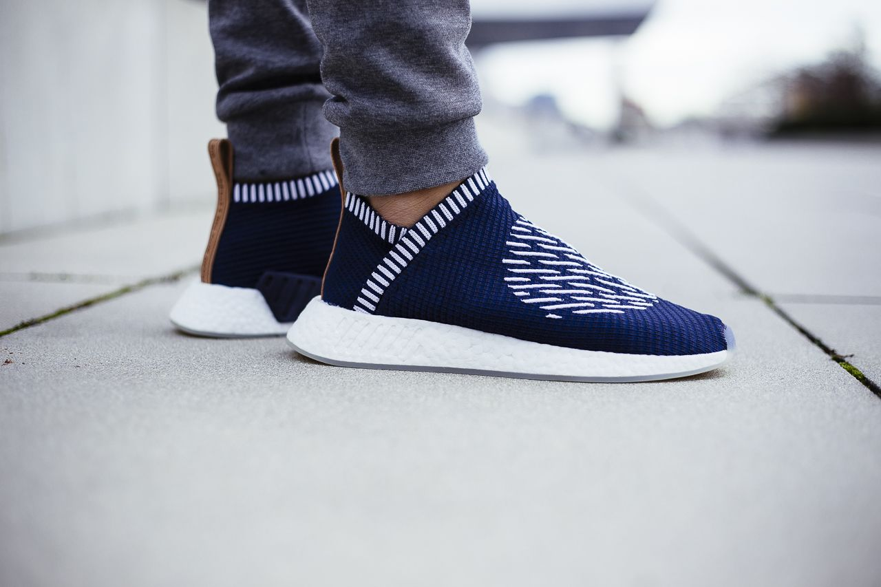 reputable site 9b71c 4966d adidas NMD City Sock 2 PrimeKnit - Preview via BSTN Munich ...