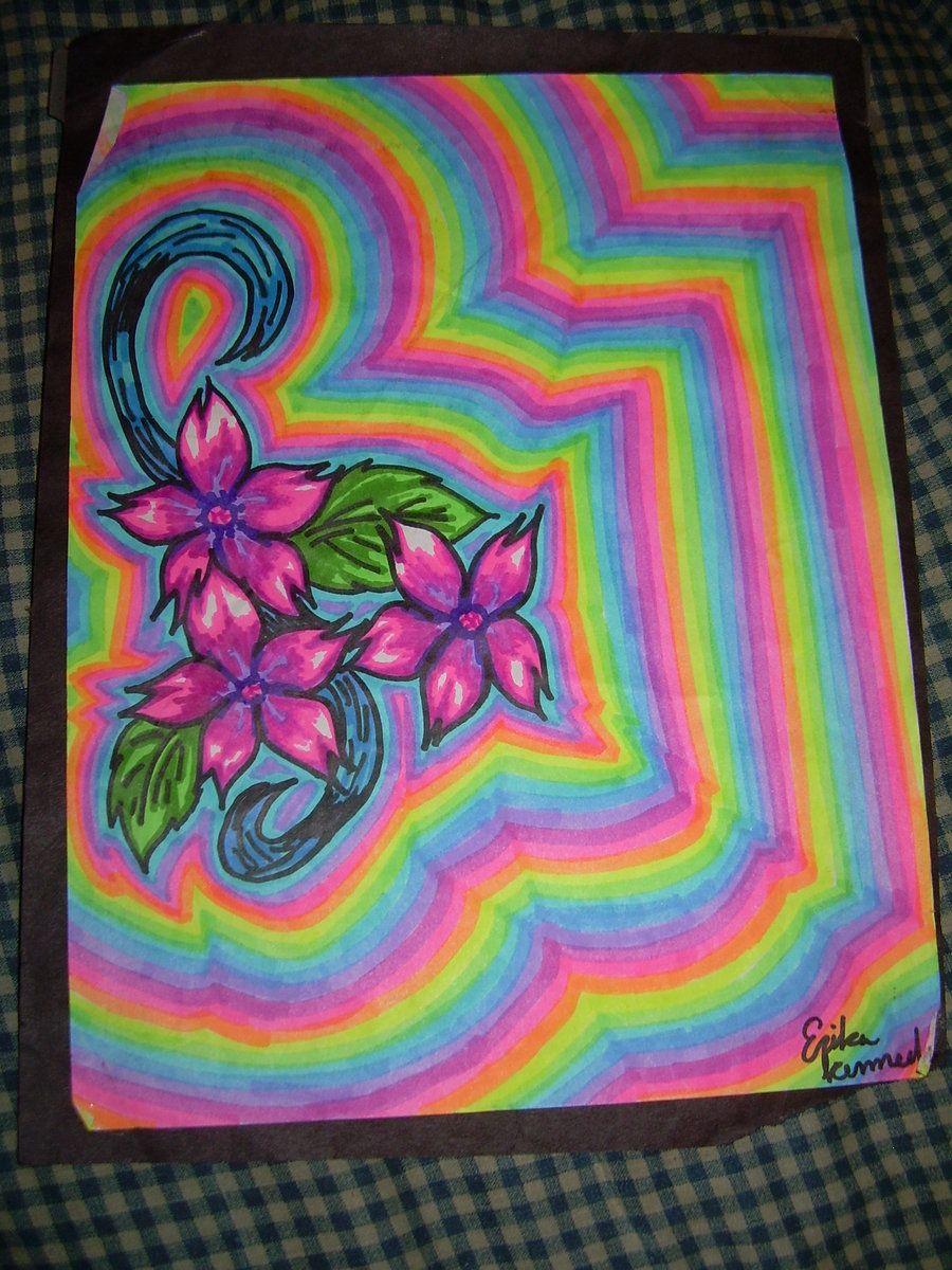 Easy Sharpie Drawings Tumblr