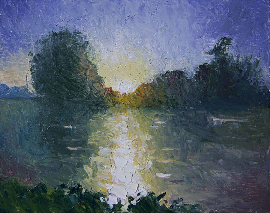 Landscape Oil Paintings For Sale Uk