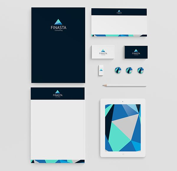 Finasta Consulting on Behance