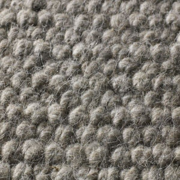 Grey Wool Carpet