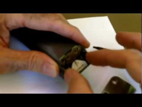 Wahl Clipper How To Take Put Blades And Pieces Back Together Wahl Clipper Wahl Clipper Blades