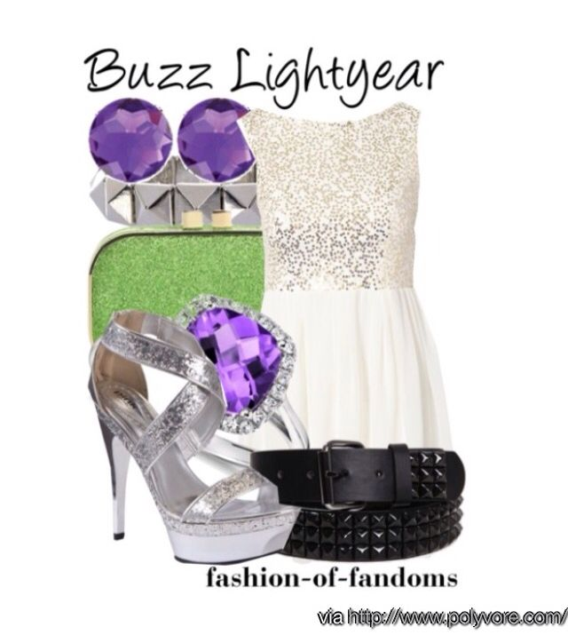 Buzz Lightyear night in the town party dress