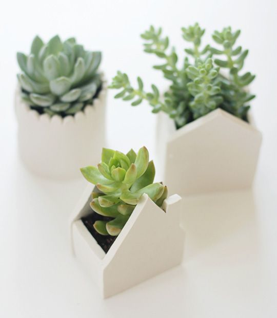 Blumentöpfe Selber Basteln Aus Modelliermasse | Diy Ideen ... Blumentopf Design Deko Selberbasteln
