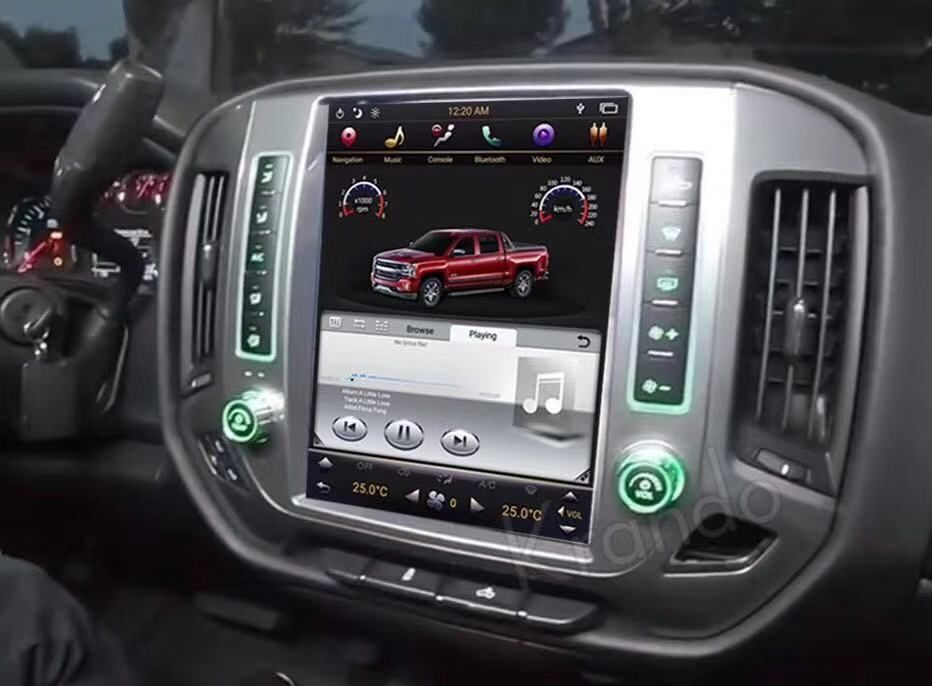 Chevrolet Silverado 2014 2018 Gmc Sierra 2014 2018 Tesla