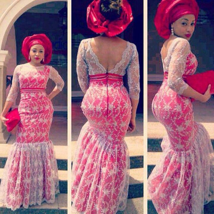 Love the dress!!!   Nigerian Dresses   Pinterest   Africans ...