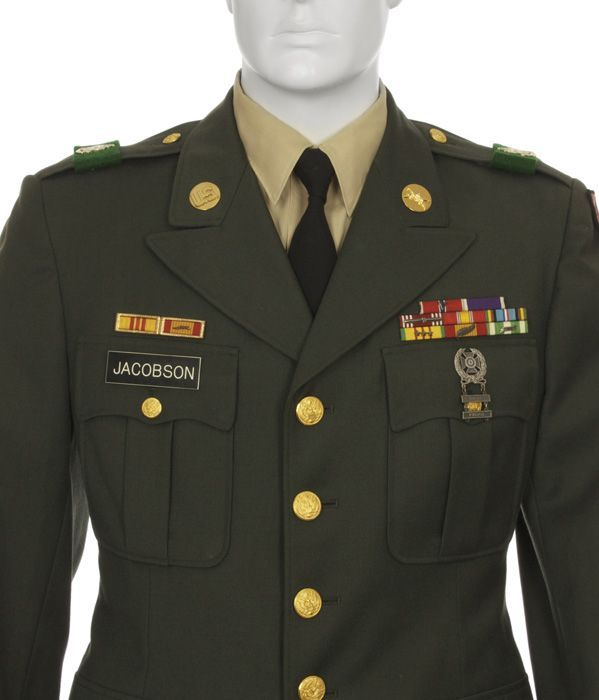 US Army Enlisted Class ''A'' Uniform (1960s) | Us army ...