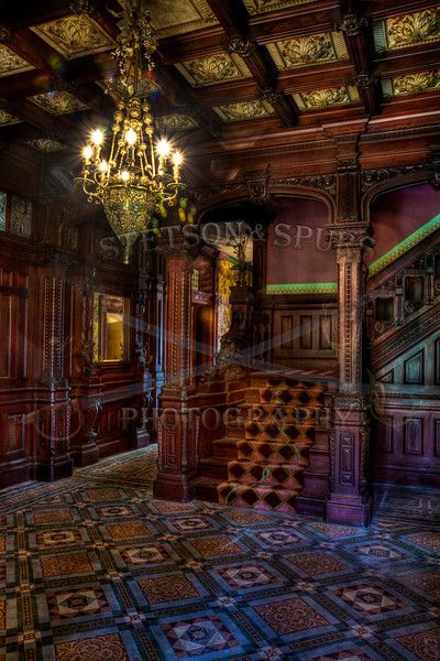 Shakespeare Chateau - StetsonAndSpursPhotograph