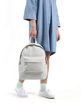 495a23d76b4 Mi-Pac Gold Backpack - Patent Python White | backpacks and ...