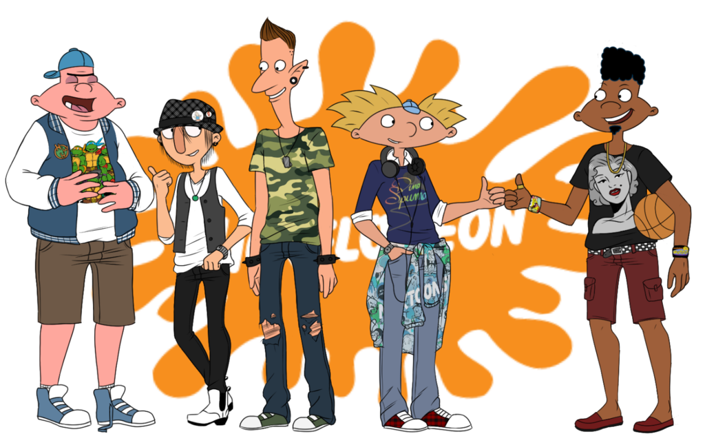 The Gang S All Here Pt 2 By Zombie Senpai Hey Arnold Cartoon Animation