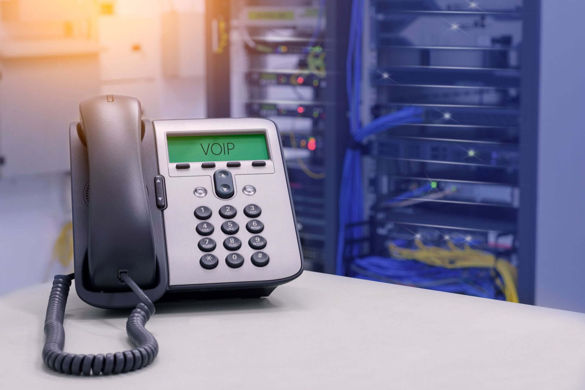 Enterprise Benefits of VoIP Phone, Voip solutions, Phone