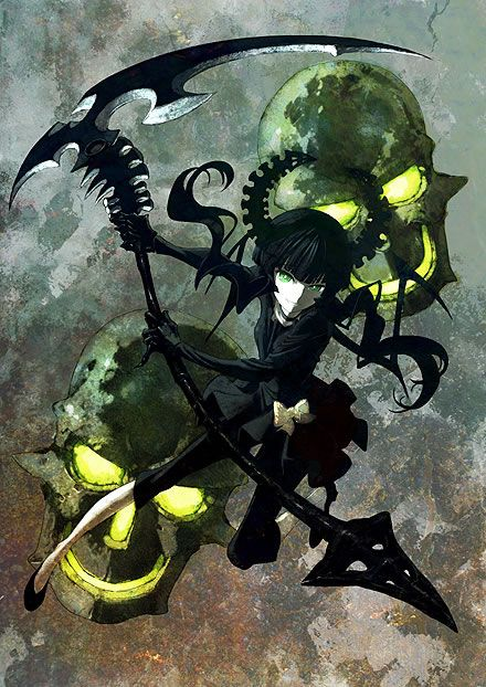 Black Rock Shooter - Dead Master