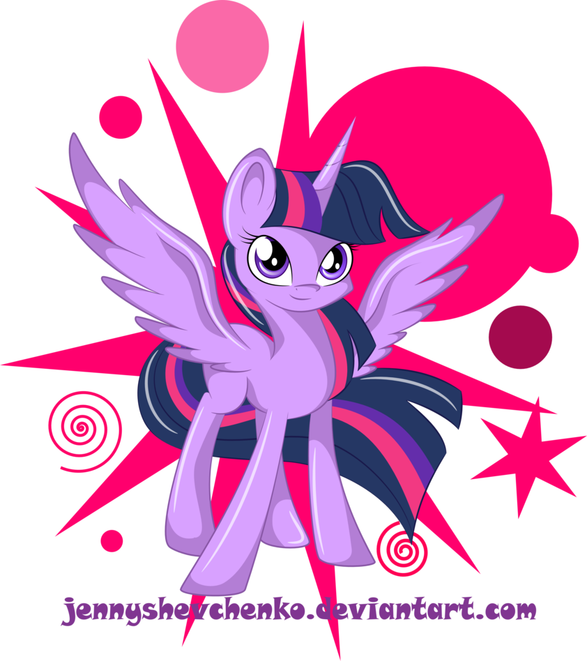 Twilight Sparkle by on