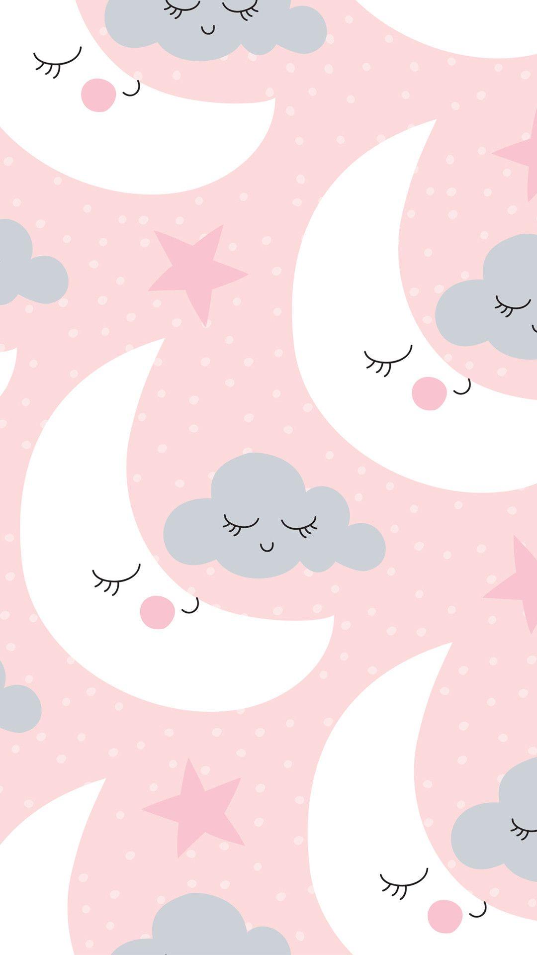 Cute Girly Wallpaper High Resolution Wallpaper Iphone Kartu