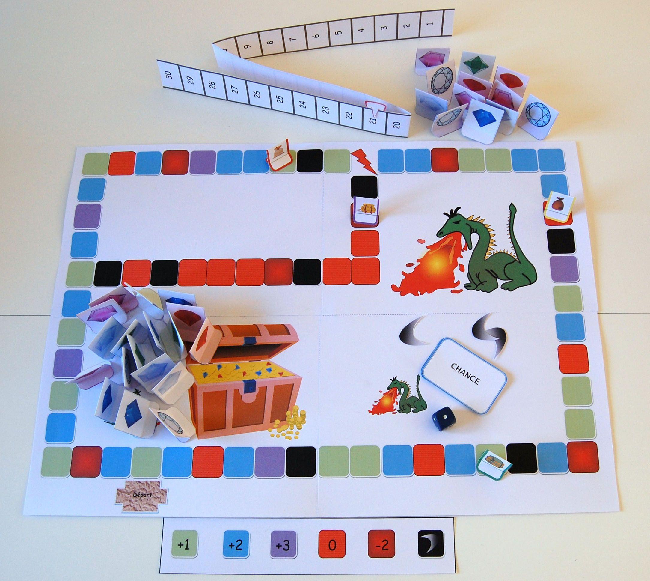 jeu pour compter le tr sor du dragon jouer pinterest dragon tr sor et jeu. Black Bedroom Furniture Sets. Home Design Ideas