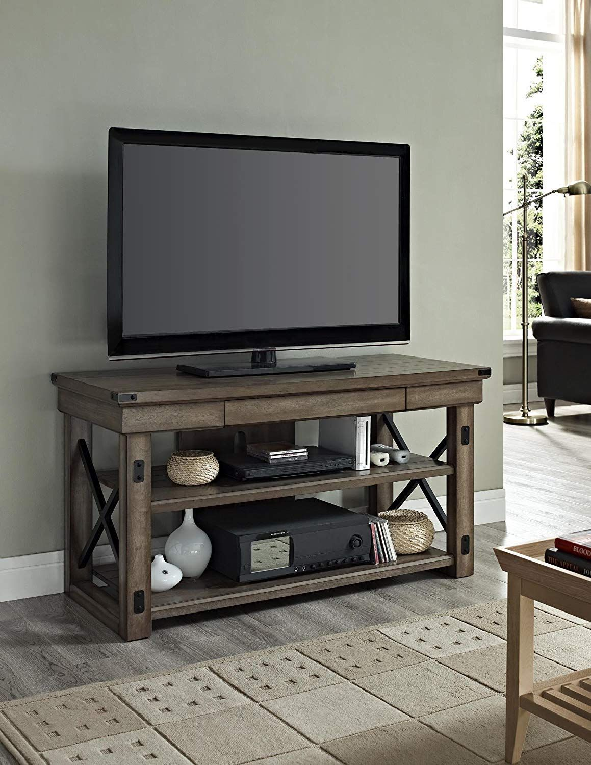 Pin On Farmhouse Tv Stands