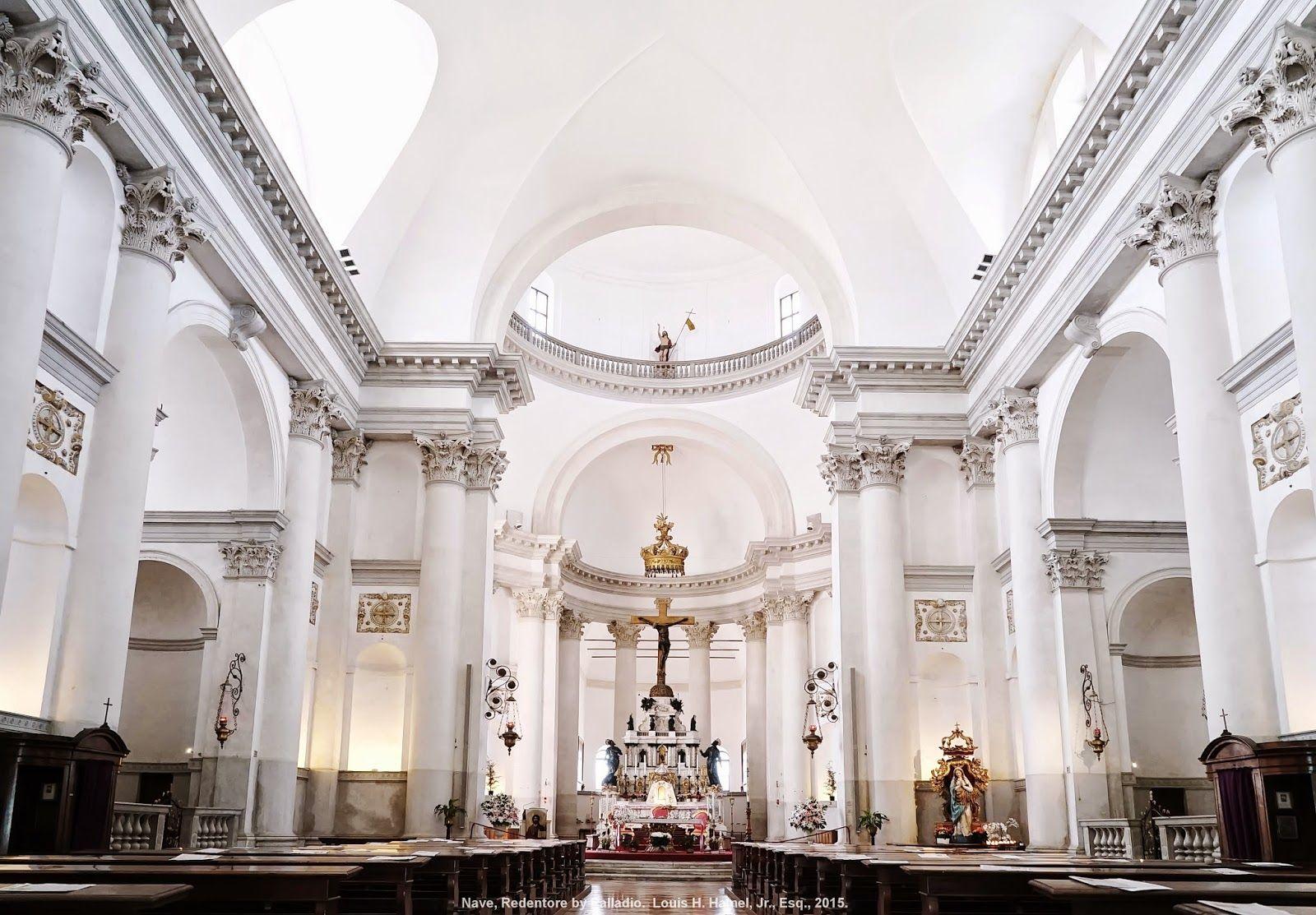 Il Redentore Kilisesi