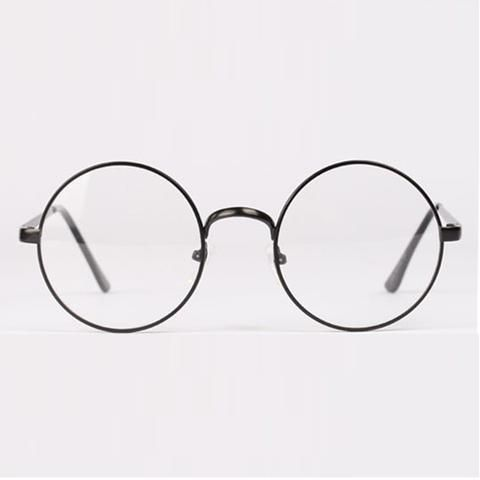 0ac17c4de0 Round Frame Glasses - - Online Aesthetic Shop - 1