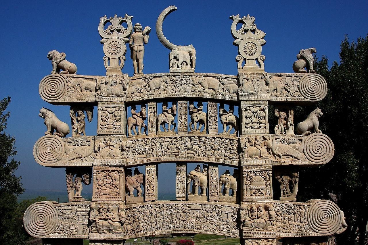 buddhist architecture sanchi torana 東南亞 buddhists buddhist architecture sanchi torana