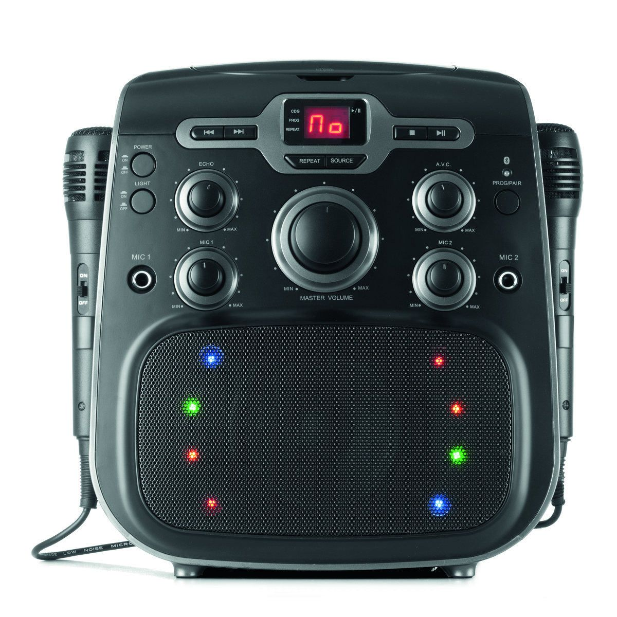 Bluetooth karaoke party machine kmart all things gifts bluetooth karaoke party machine kmart urtaz Images
