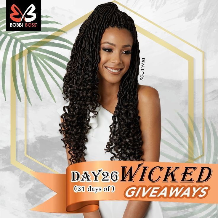 Featured Style Diva Locs Swipe To Check Out An Outfitinspo To Go With This Style To Enter To Win Thi In 2020 Braids With Weave Braids Fall Hair