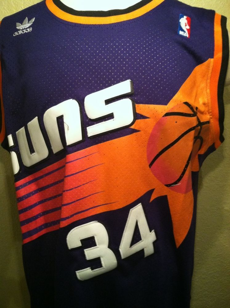 outlet store 2af92 d347b Charles Barkley Rep Phoenix Suns Jersey 1993-1994 CB34 ...