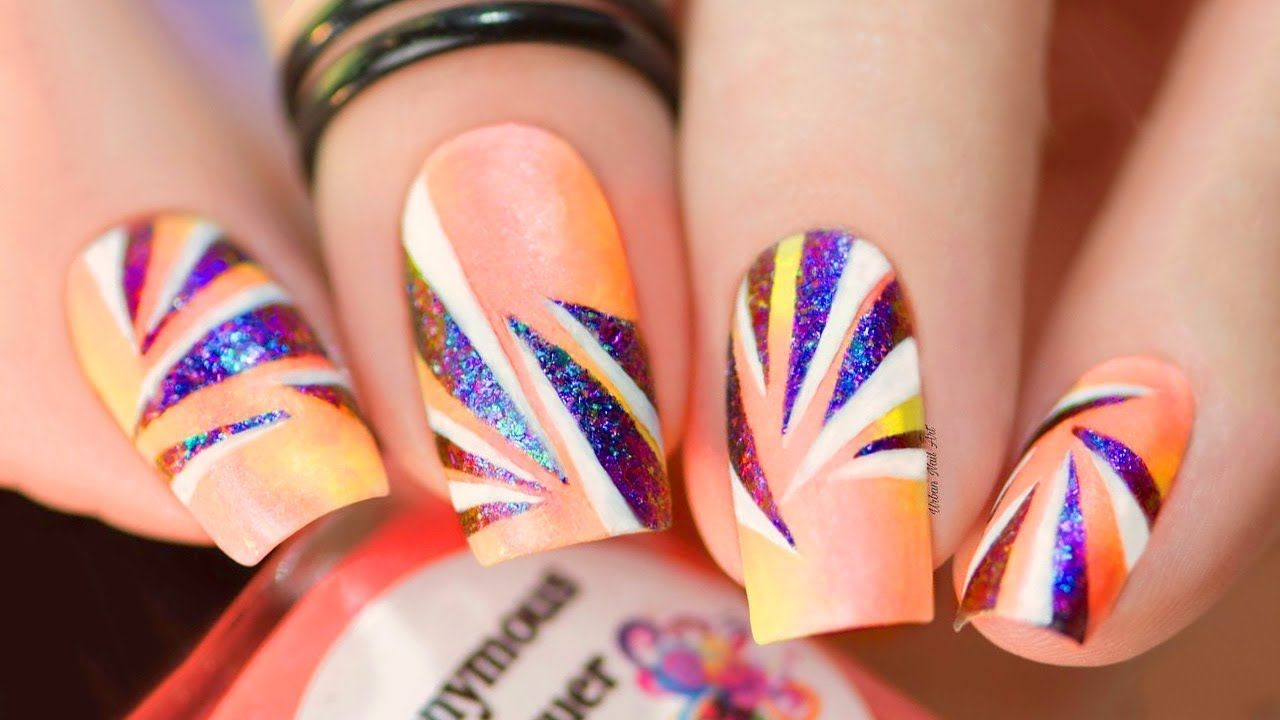 New Nail Art Designs Videos Hession Hairdressing