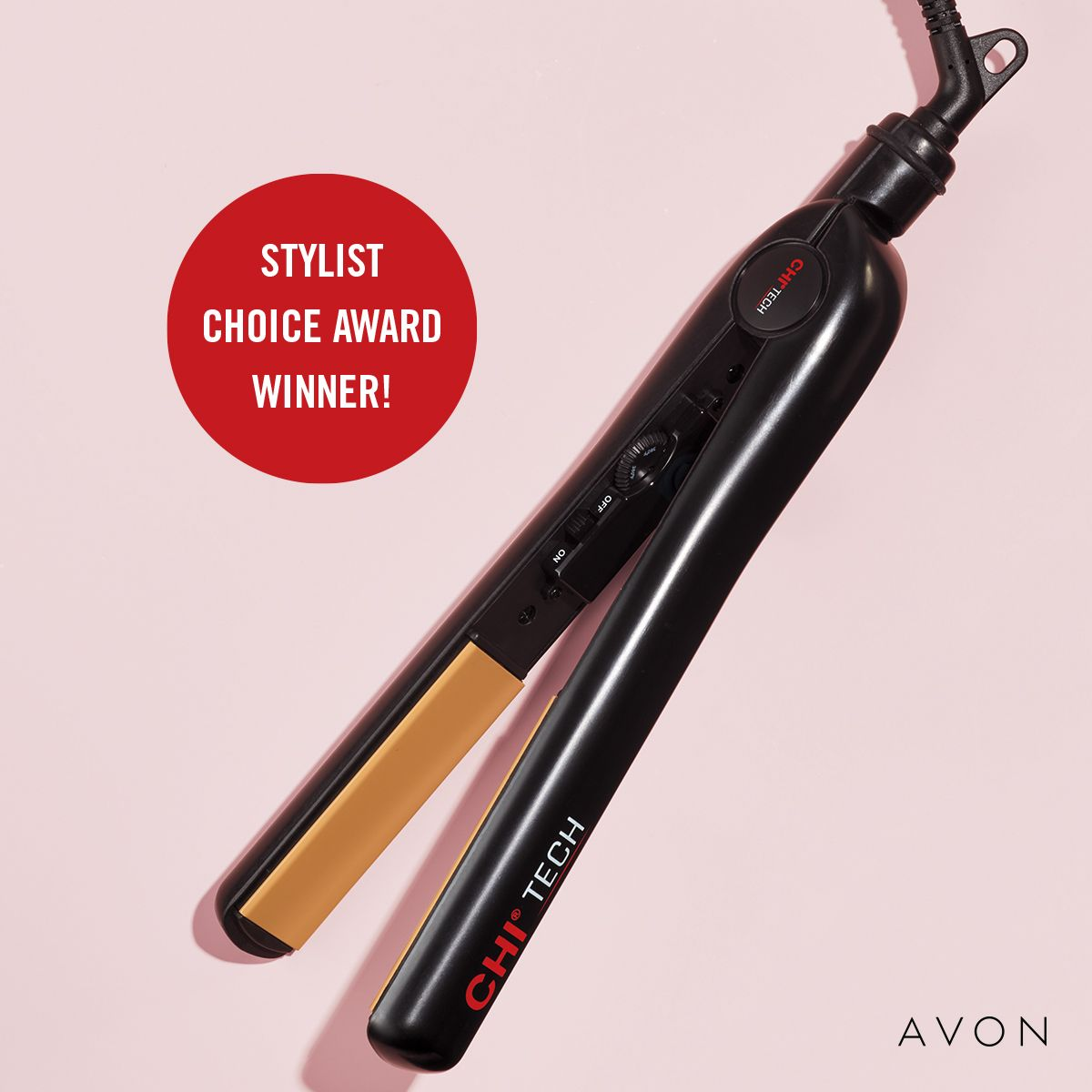 Online Brochure By Avon In 2020 Styling Iron Ceramic Hair Hair Iron