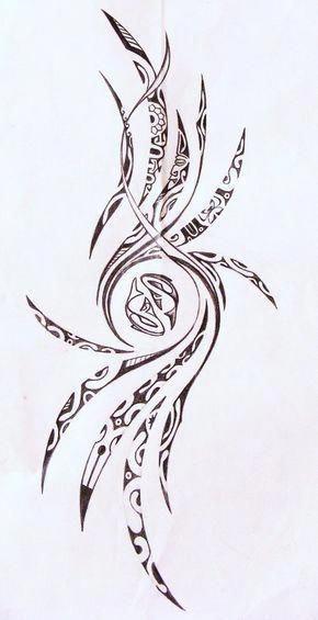 Maori Tattoo Uk: Maori Tattoos Dwayne Johnson #Maoritattoos