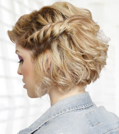 Fashionable Medium Hairstyles For 2021 Pretty Designs Haircut For Thick Hair Braids For Short Hair Short Hair Styles