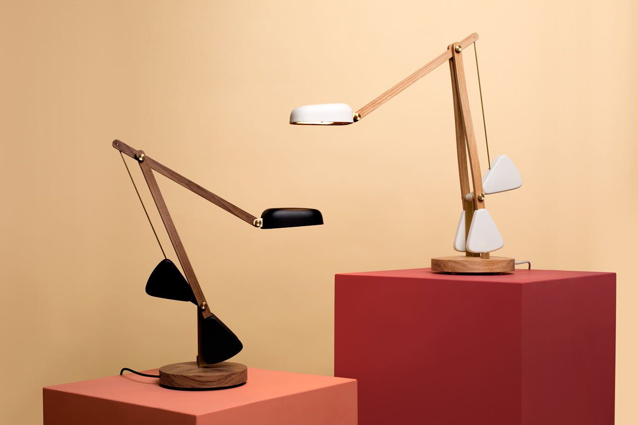 The Herston Self Balancing Easy To Adjust Desk Lamp Desk Lamp Desk Lamp Design Best Desk Lamp