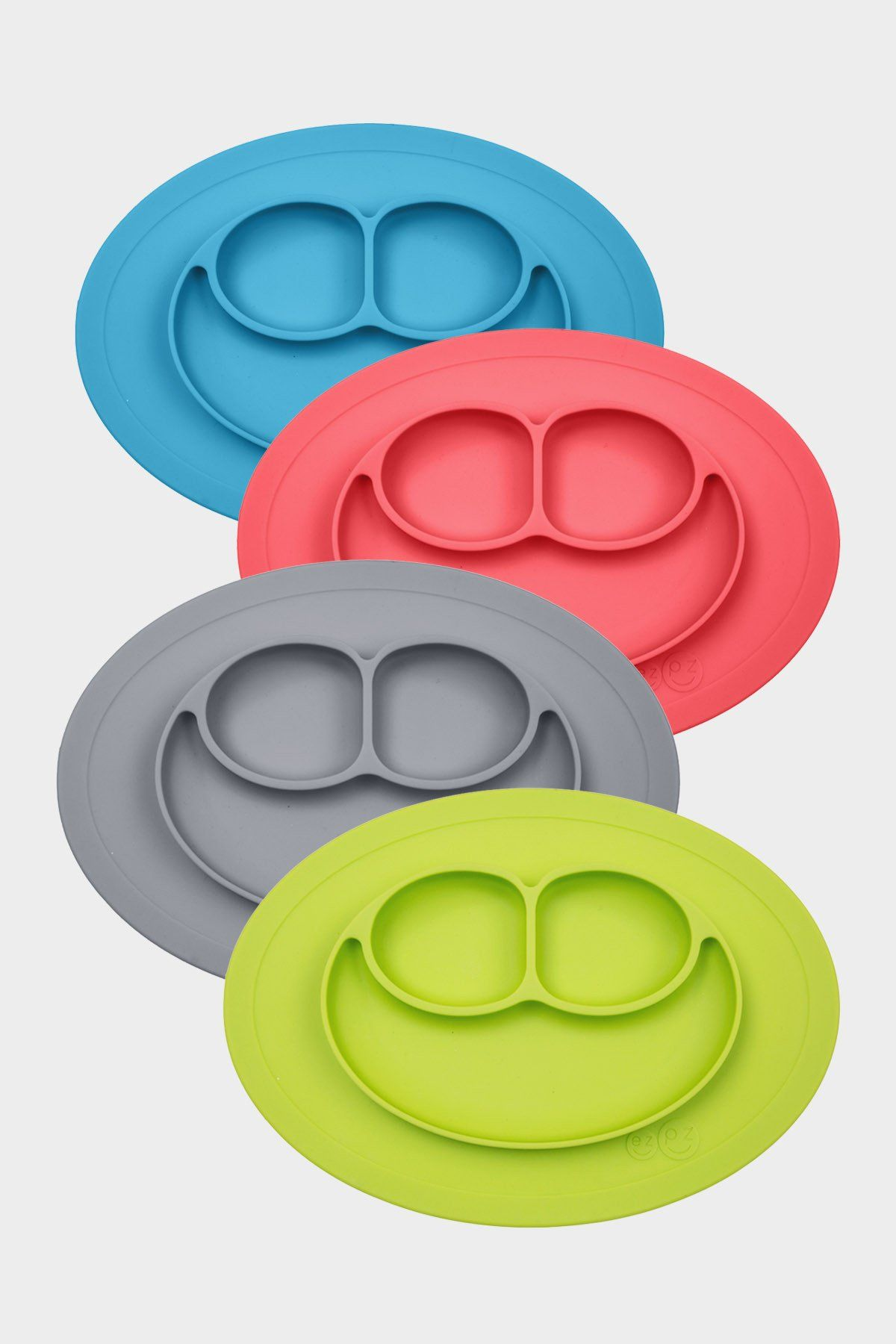 Mini Mat Suction Placemat Products Reusable Bags Mini Silicone